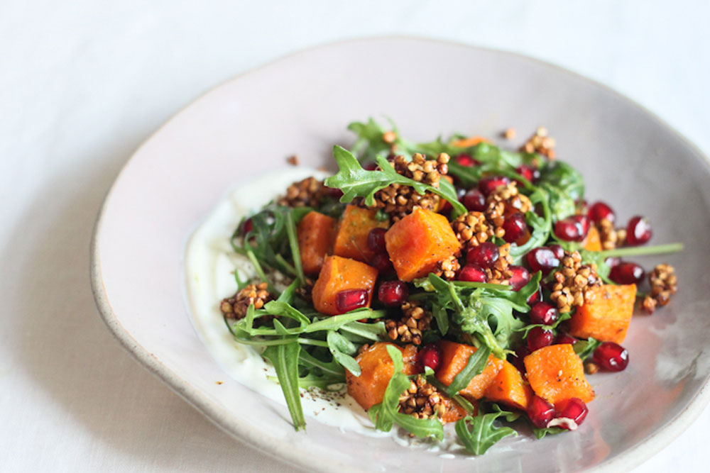 TheFamilyTablePumpkin-and-pomegranate-salad